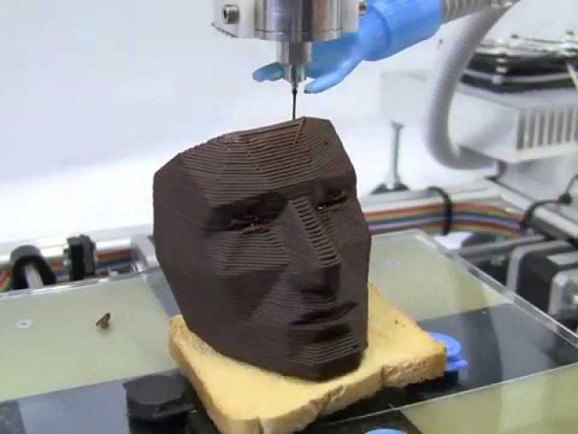 Il cioccolato si evolve con la tecnologia