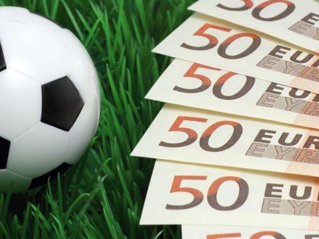 Gli investimenti nel calcio delle società di scommesse