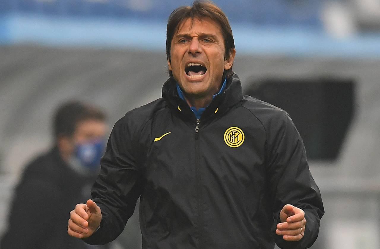 Cagliari Inter, perché ieri Conte si è arrabbiato?