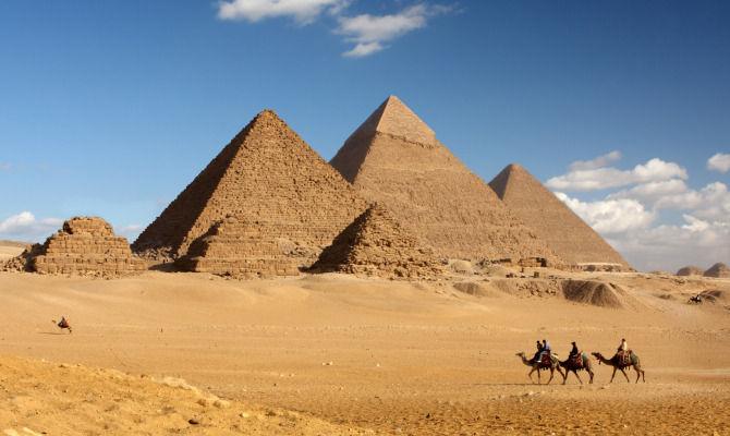 Piramidi d'Egitto, Azteche e palazzi Ming: vivi l'avventura!