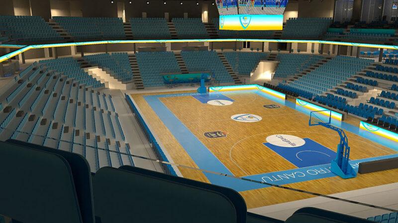 Basket, Cantù nuovo progetto e nuovo palasport