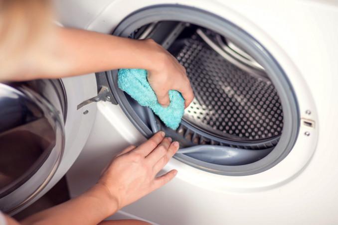 Come pulire una lavatrice